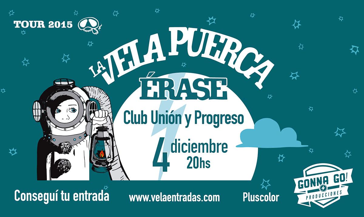 Viernes 4 de Diciembre – 20:00hs – Unión y Progreso